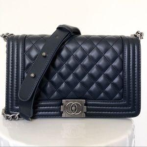 Dark Blue Bag